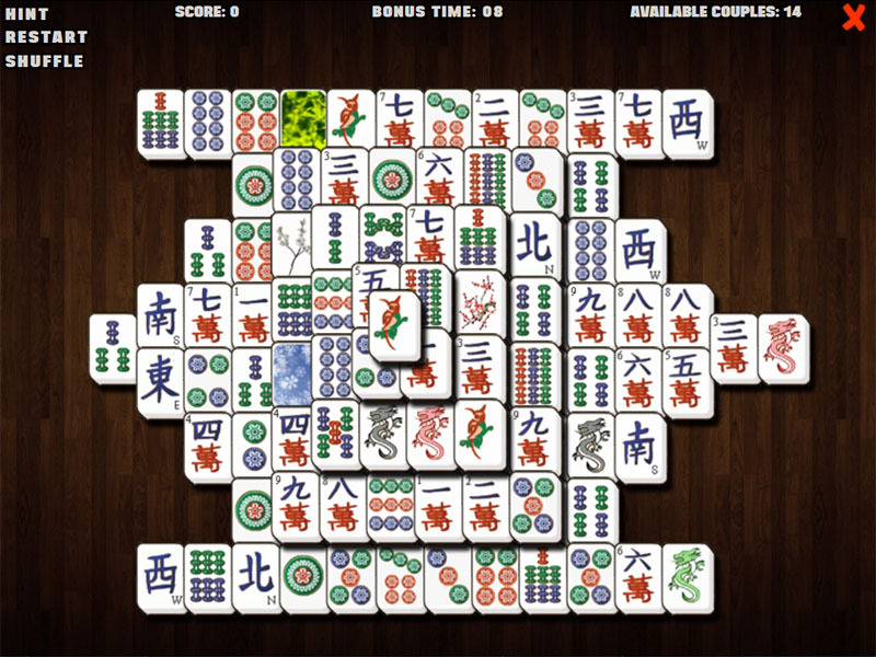 Mahjong Titans  Play free online html and html5 games for