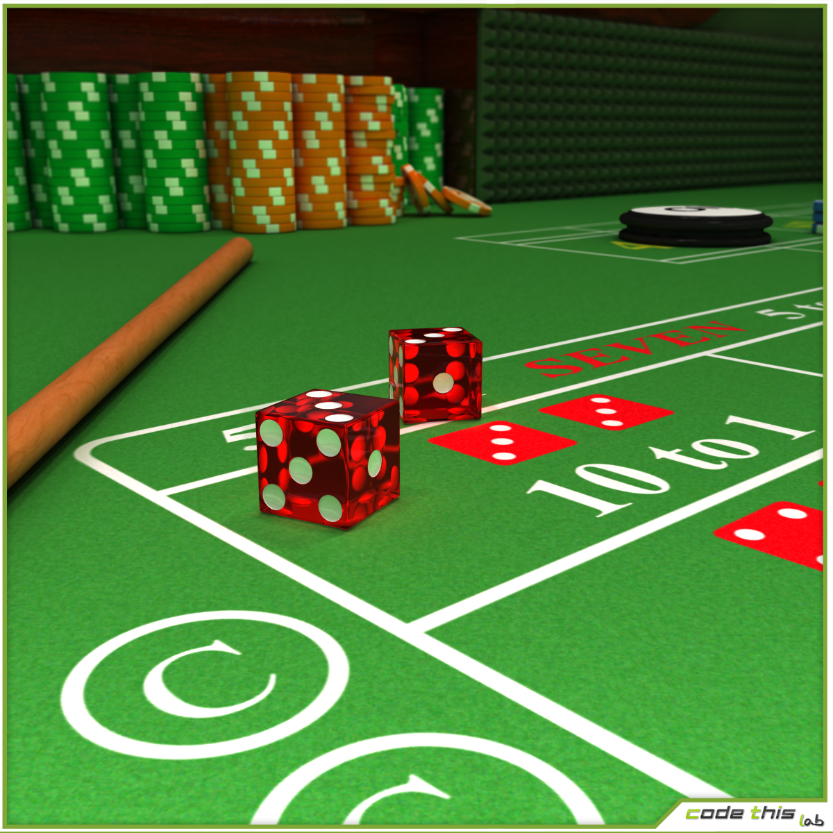 One on one holdem strategy