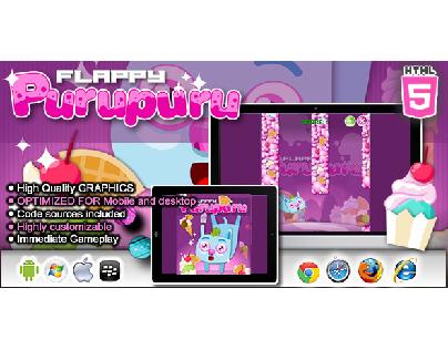 HTML5 game: Purupuru