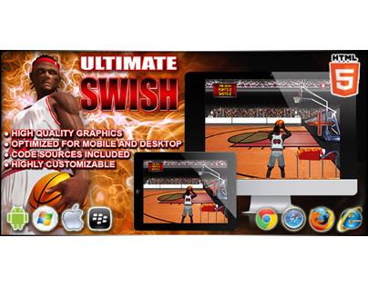 HTML5 game: Ultimate Swish