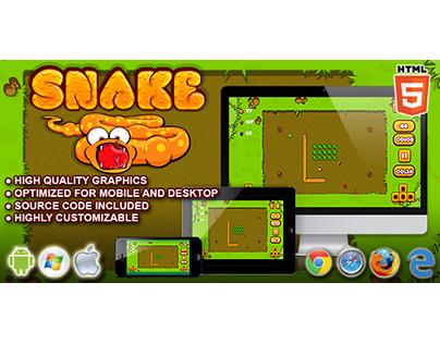 HTML5 game: Snake