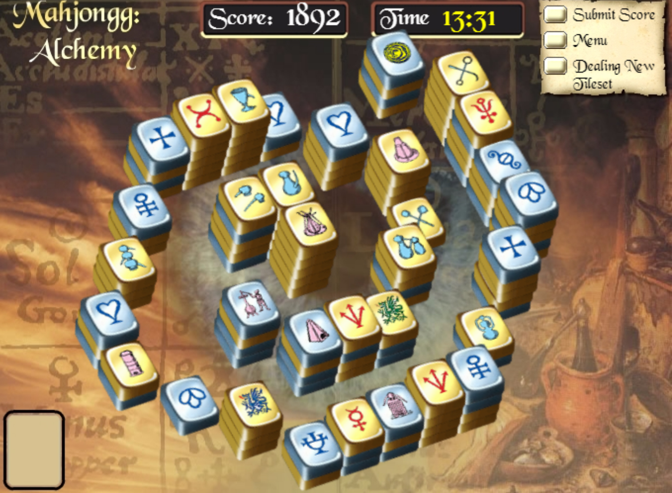 Mahjong Alchemy Mobile
