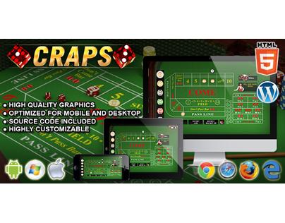 HTML5 Game: Craps