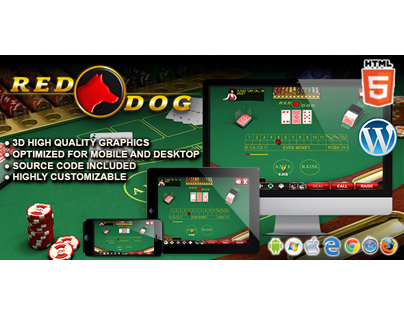 HTML5 Game: Red Dog