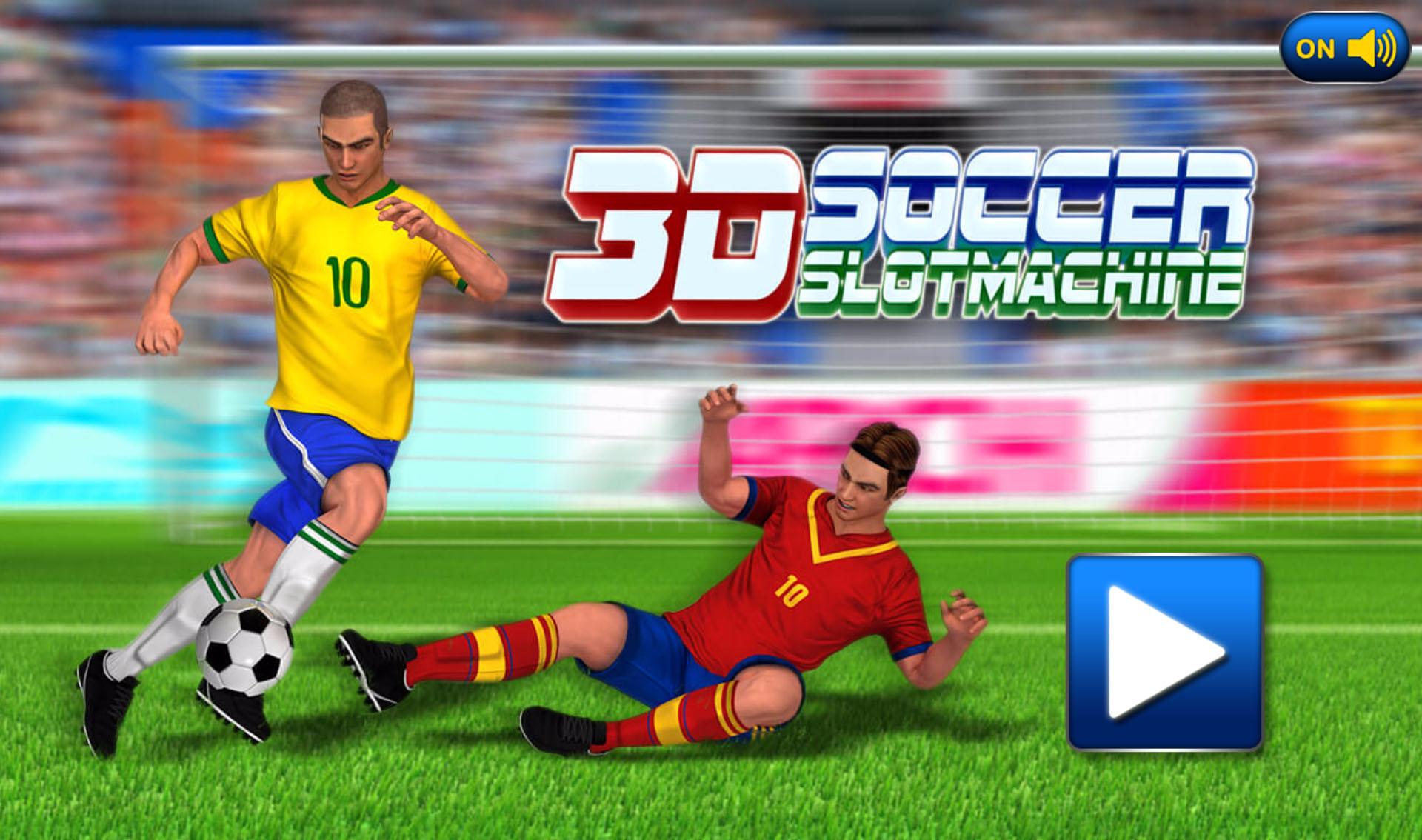 Soccer Slot Machine