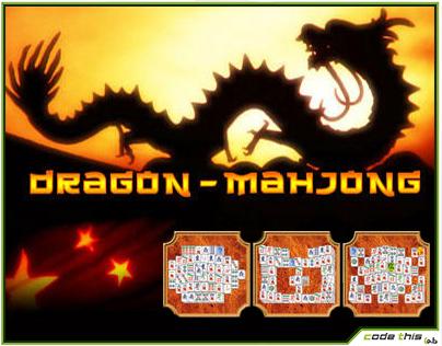 IOS app: Dragon Mahjong - Code This Lab srl