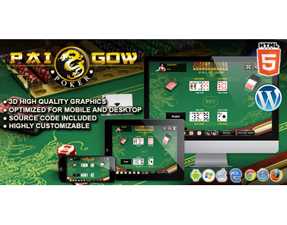 HTML5 Game: Pai Gow