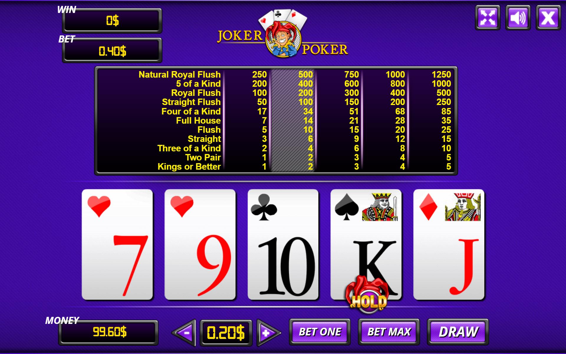 Html5 poker game source code