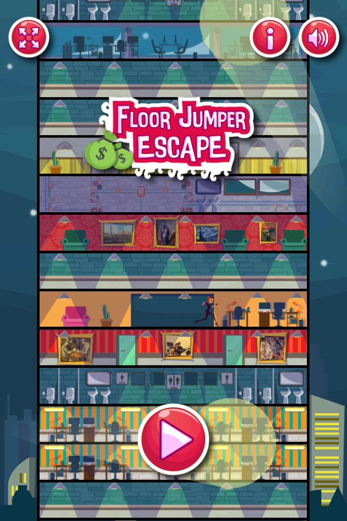 Construct game floor jumper escape code this lab srl for 13 floor escape game