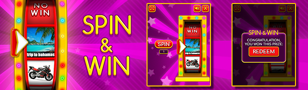 HTML5 Game: Spin & Win - Code This Lab srl