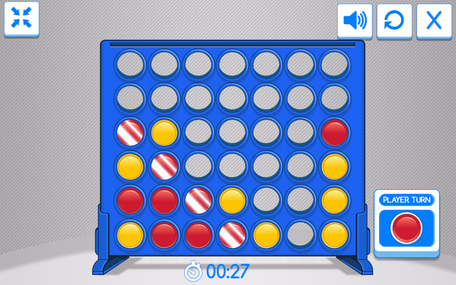 "connect four Description ""connect four in a row for imessage"" is an implementation of the  well known classic game ""connect four"" — also known as ""captain's mistress"",."