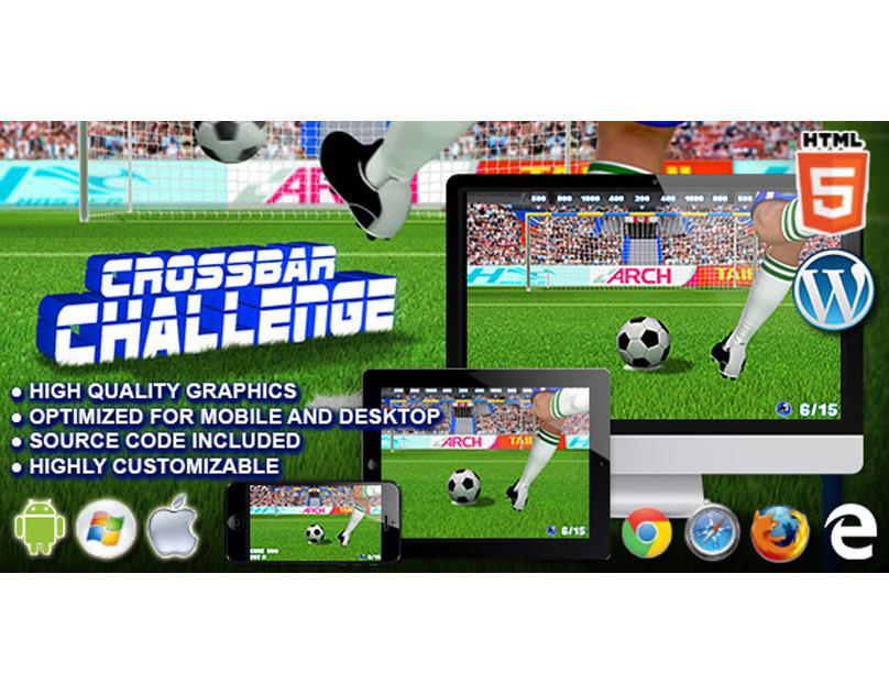 HTML5 Game: Crossbar Challenge